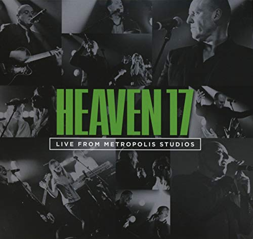 Heaven 17 - Live From Metropolis Studios - Standard Edition from Edsel