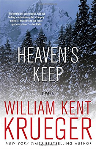 Heaven's Keep (Cork O'Connor Mystery) from Atria Books