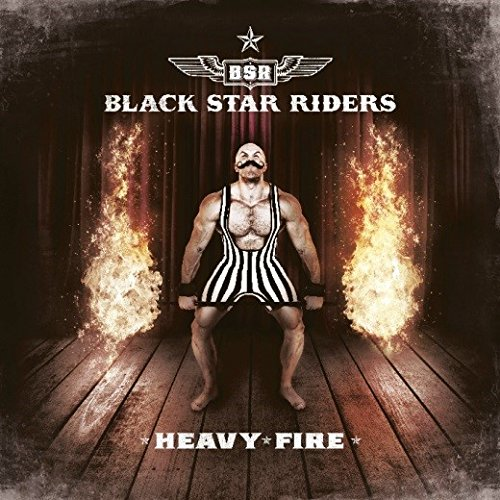Heavy Fire (Embossed Digibook CD)
