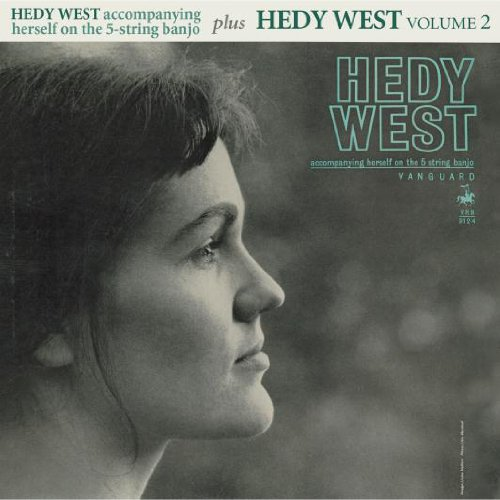 Hedy West accompanying herself on the 5-string banjo, Hedy West, Vol. 2