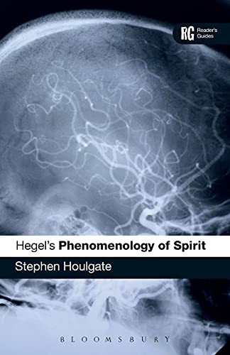 Hegel's 'Phenomenology of Spirit': A Reader's Guide (Reader's Guides) from Bloomsbury 3PL