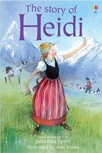 Heidi (Usborne Young Reading): 1 (Young Reading Series 2) from Usborne Publishing Ltd