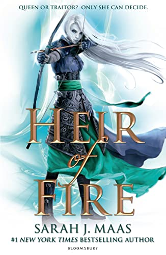 Heir of Fire: 3 (Throne of Glass) from imusti