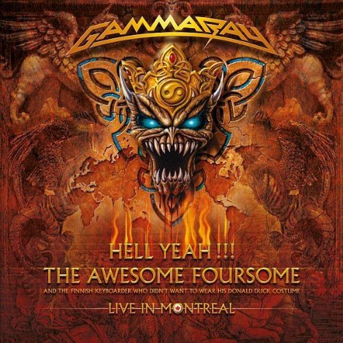 Hell Yeah!!! The Awesome Foursome: Live In Montreal (2CD)