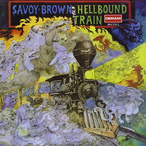 Hellbound Train from Polydor
