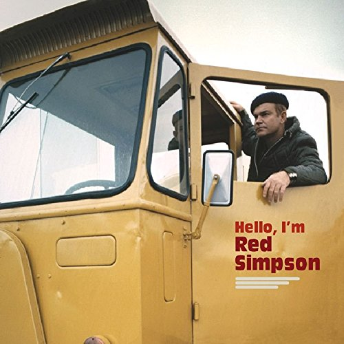 Hello I'm Red Simpson