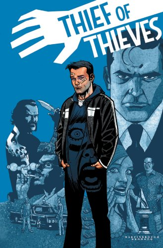 Help Me (Thief of Thieves) from Image Comics