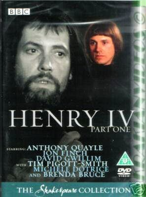 Henry IV Part One - BBC Shakespeare Collection [1979] from BBC