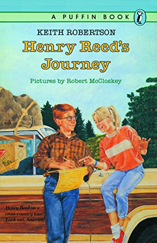 Henry Reed's Journey from Puffin Books