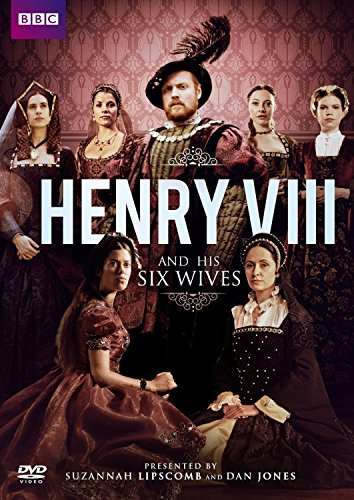Henry VIII and his Six Wives (presented by Suzannah Lipscomb and Dan Jones) [DVD] from Spirit Entertainment Limited