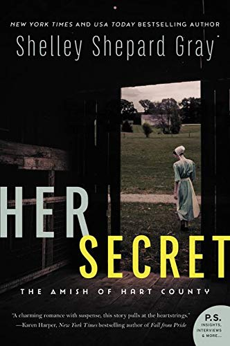 Her Secret (The Amish of Hart County) from Avon Books