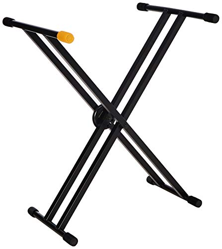 Hercules KS120B Double X Keyboard Stand from HERCULES Stands