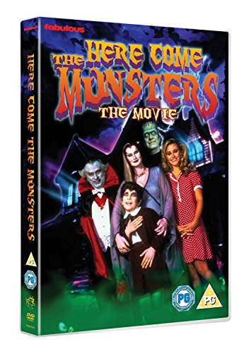 Here Come The Munsters [DVD] from Fremantle