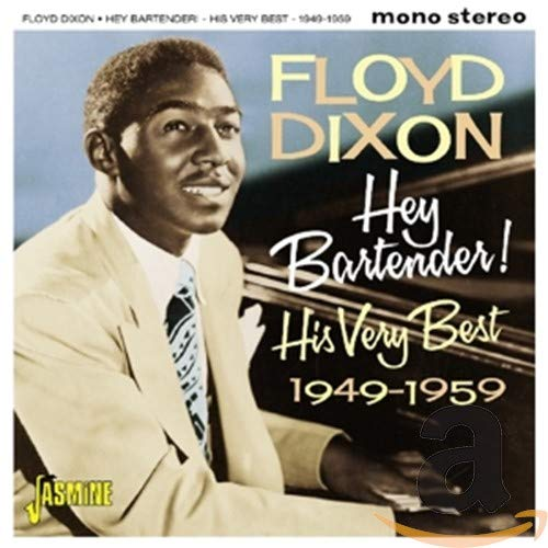 Hey Bartender! His Very Best 1949-1959 from Jasmine Records