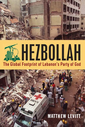 Hezbollah: The Global Footprint of Lebanon's Party of God from C Hurst & Co Publishers Ltd