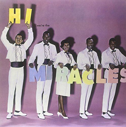 Hi We'Re The Miracles [VINYL]