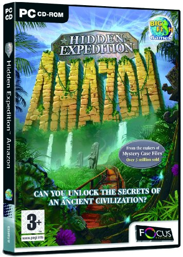 Hidden Expedition: Amazon (PC CD) from FOCUS MULTIMEDIA