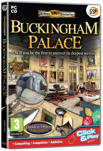 Hidden Mysteries: Buckingham Palace  (PC CD) from Avanquest Software