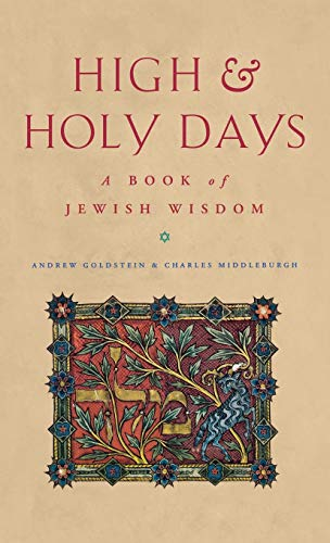 High and Holy Days: A Book of Jewish Wisdom from Canterbury Press Norwich