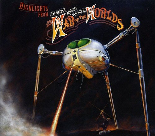 Highlights From Jeff Wayne's Musical Version Of The War Of The Worlds from Sony Music Cmg