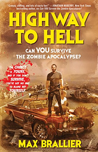 Highway to Hell (Can You Survive the Zombie Apocalypse?) from Gallery Books
