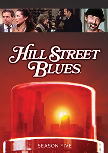 Hill Street Blues: Season 5 from Shout Factory