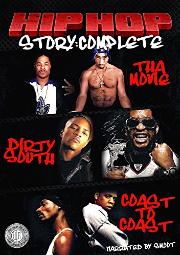 Hip Hop Story Complete [DVD] [2015] from Wienerworld