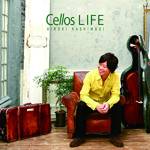 Hiroki Kashiwagi - Cellos Life [Japan CD] HUCD-10201 from Avex Japan