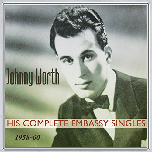 His Complete Embassy Singles 1958-60 from Acrobat