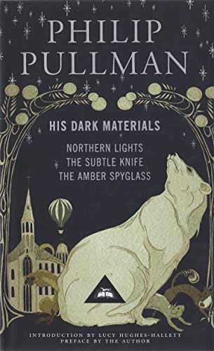 His Dark Materials: Gift Edition including all three novels: Northern Light, The Subtle Knife and The Amber Spyglass from Everyman