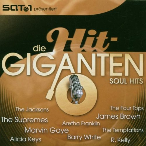 Hit Giganten 22 - Soul Hits