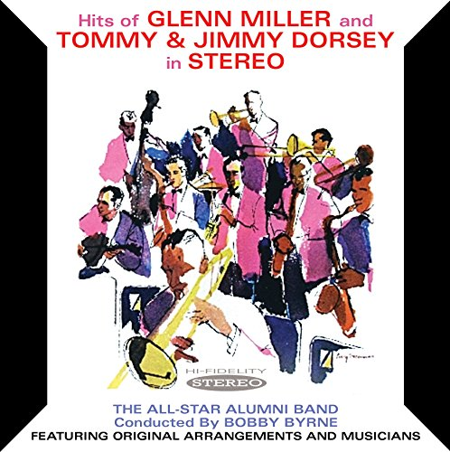 Hits of Glenn Miller and Tommy & Jimmy Dorsey from Sepia
