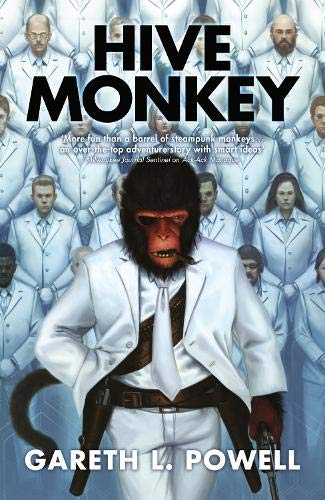 Hive Monkey (Ack-Ack Macaque) from Solaris