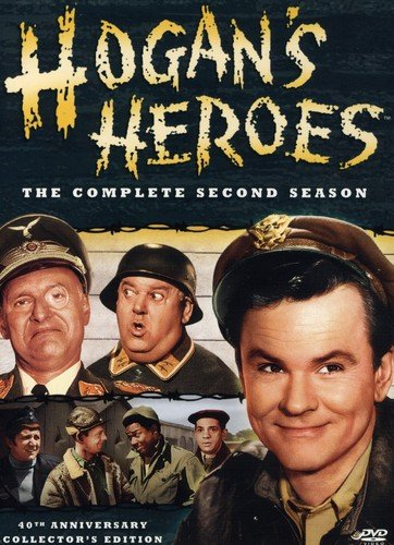 Hogan's Heroes: Complete Second Season - 40th Ann [DVD] [1965] [Region 1] [US Import] [NTSC] from Paramount Home Video