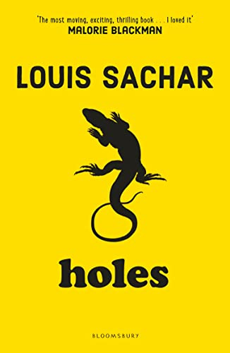 Holes from Bloomsbury Children's Books