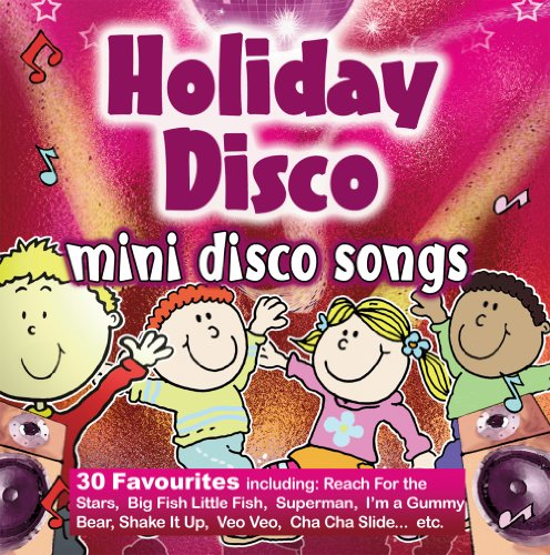 Holiday Disco: 30 favourite mini disco songs from CRS Records