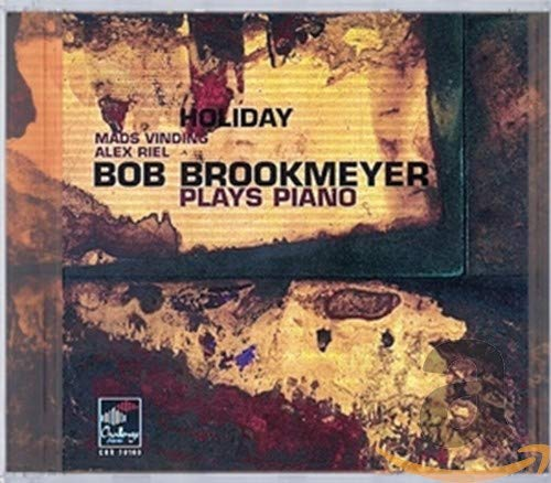 Holiday: Bob Brookmeyer Plays Piano from Challenge