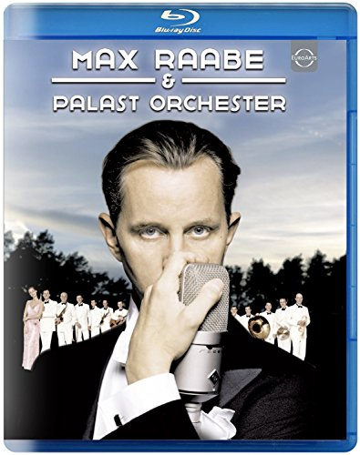 Hollaender: Max Raabe & Palast Orchestra [Max Raaber, Palast Orchester] [Blu-ray] [2014] [Region A & B & C] from EuroArts