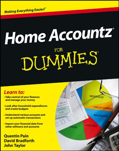 Home Accountz For Dummies from For Dummies