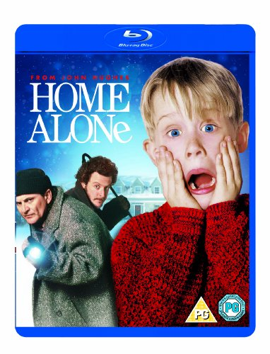 Home Alone [Blu-ray] [1990] [Region Free] from 20th Century Fox Home Entertainment