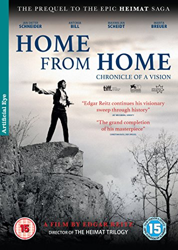 Home From Home - A Chronicle of A Vision [DVD] from Artificial Eye