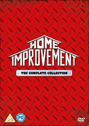 Home Improvement - Complete 1-8 Season Box Set [DVD] [2016] from Walt Disney Studios Home Entertainment