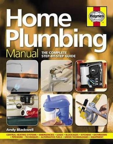 Home Plumbing Manual (New Ed) from Haynes Group