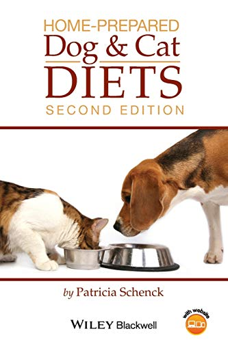 Home-Prepared Dog and Cat Diets from Wiley-Blackwell
