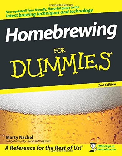 Homebrewing For Dummies, 2/e from For Dummies