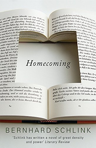 Homecoming from W&N