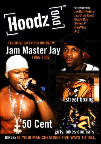 Hoodz DVD Magazine [DVD] [Region Free] (IMPORT) (No English version) from VARIOUS
