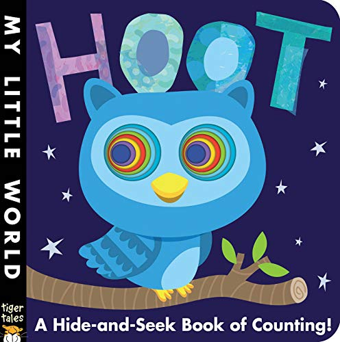 Hoot: A Hide-And-Seek Book of Counting (My Little World) from Tiger Tales