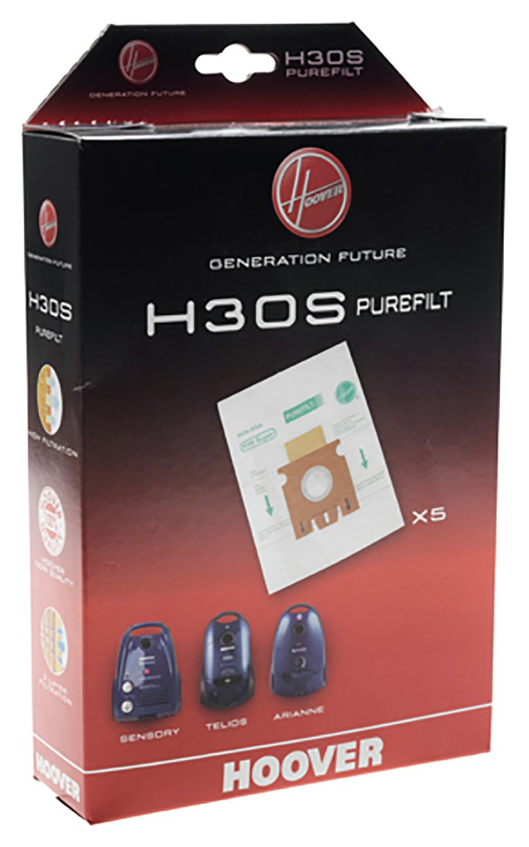 Hoover Enigma Cylinder Dust Bags - Pack of 5 from hoover