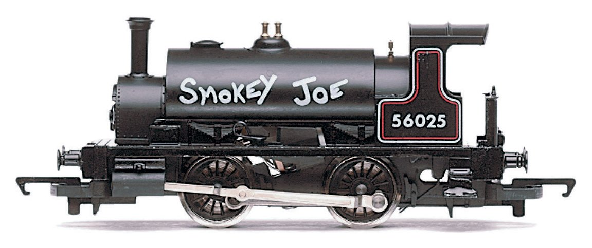 Hornby R3064 BR 0-4-0 Smokey Joe Steam Locomotive. from Hornby